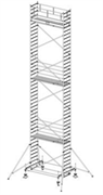 Алюминиевая вышка-тура Krause Stabilo 100 12,4м 731135