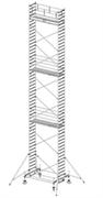 Алюминиевая вышка-тура Krause Stabilo 100 14,4м 741158