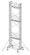 Алюминиевая вышка-тура Krause Stabilo 100 11,4м 751164