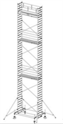 Алюминиевая вышка-тура Krause Stabilo 100 13,4м 751362