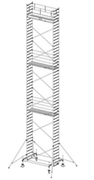 Алюминиевая вышка-тура Krause Stabilo 100 14,4м 751409