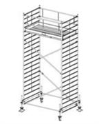 Алюминиевая вышка-тура Krause Stabilo 500 6,4м 735072