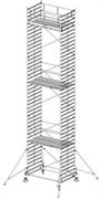 Алюминиевая вышка-тура Krause Stabilo 500 12,4м 735133