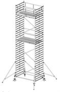 Алюминиевая вышка-тура Krause Stabilo 500 9,4м 745101