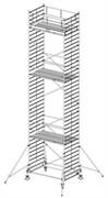 Алюминиевая вышка-тура Krause Stabilo 500 11,4м 755162
