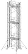 Алюминиевая вышка-тура Krause Stabilo 500 12,4м 755261