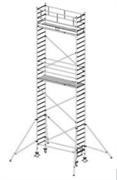 Алюминиевая вышка-тура Krause Stabilo 1000 9,3м 738097
