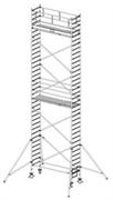 Алюминиевая вышка-тура Krause Stabilo 1000 10,3м 738103