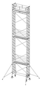 Алюминиевая вышка-тура Krause Stabilo 1000 12,3м 738127