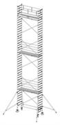 Алюминиевая вышка-тура Krause Stabilo 1000 12,3м 748126