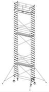 Алюминиевая вышка-тура Krause Stabilo 1000 11,3м 758118