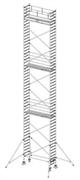 Алюминиевая вышка-тура Krause Stabilo 1000 14,3м 758149