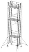 Алюминиевая вышка-тура Krause Stabilo 5000 11,3м 739117