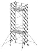 Алюминиевая вышка-тура Krause Stabilo 5000 8,3м 759085