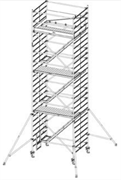 Алюминиевая вышка-тура Krause Stabilo 5500 8,50м 769022
