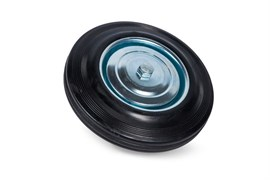 Промышленное колесо TOR C92 75 мм (литая резина)