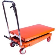 Стационарный подъемный стол TOR HW 1000 кг, 1300x820 мм