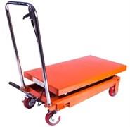 Стационарный подъемный стол TOR HW 1000 кг, 2000x1700 мм