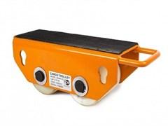 Подкатная роликовая платформа TOR 2500R-02 г/п 2,5 т