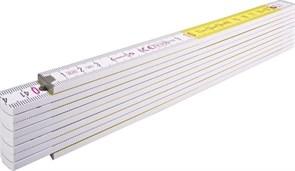 Деревянный складной метр Stabila тип 417 2м 14555