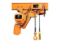 Цепная электрическая таль (тельфер) TOR HHBBSL01 г/п 1 т 6 м