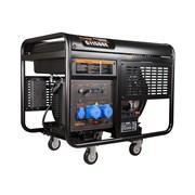 Бензиновый генератор FoxWeld Expert G11500E-3