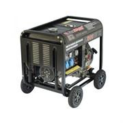 Дизельный генератор FoxWeld D7500EW