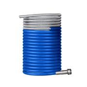 Стальной направляющий канал FoxWeld 0,6-0,8мм синий 4м