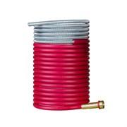 Стальной направляющий канал FoxWeld 1,0-1,2мм красный 4м