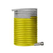 Стальной направляющий канал FoxWeld 1,2-1,6мм желтый 4м