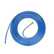 Тефлоновый направляющий канал FoxWeld 0,6-0,8мм синий 4м