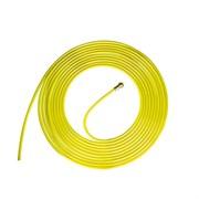 Тефлоновый направляющий канал FoxWeld 1,2-1,6мм желтый 3м
