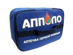 Аптечка первой помощи работникам Апполо ПРИКАЗ 169 в мягком футляре Ампаро 9398120051