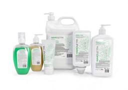 Мыло-пенка Наноцетра для очистки от производственных загрязнений, картридж 0,9 л