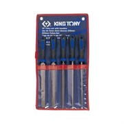 Набор напильников King Tony 250 мм, 5 предметов 1015GQ