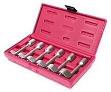 Набор разрезных ключей 12-19мм 6 предметов JTC-4757