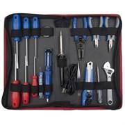 Набор инструментов электрика King Tony, 17 предметов 90217PQ01
