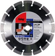 Алмазный диск Fubag Universal Extra 230x22.2мм