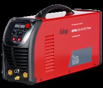 Сварочный инвертор Fubag INTIG 200 AC/DC PULSE с горелкой FB TIG 26 5P 4m Up&Down