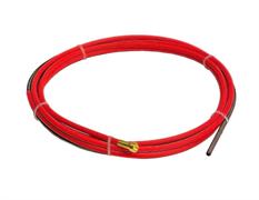 Стальной направляющий канал Fubag 4,40 м, 1,2-1,6 красный