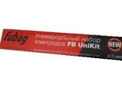 Универсальный набор электродов Fubag FB UniKit O 3мм