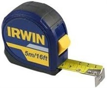 Рулетка Irwin ОРР метрическая/британская 5 м/16ft 10507788