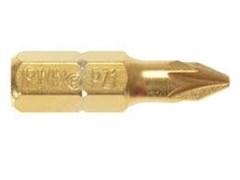 """Крестовая бита Irwin TIN 1/4"""" PZ1x25, 10 шт. 10504341"""