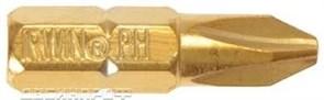 """Крестовая бита Irwin TIN 1/4"""" PZ3x25, 10 шт. 10504343"""