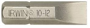 """Шлицевая бита Irwin 1/4"""" SL 4,5 x 0,6х25, 10шт. 10504359"""