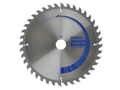 Пильный диск Irwin PRO WOOD по дереву 250x40Tx30/25/20/16 10506819