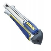 Нож Irwin ProTouch Snap-Off 25 мм + 3 лезвия 10504553