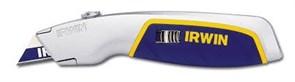 Нож Irwin ProTouch с выдвижным лезвием+ 6 лезвий 10506451
