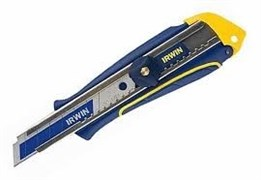 Нож Irwin Professional с отламывающимися сегментами 18мм 10507580