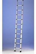 Телескопическая лестница Svelt 11 ступеней STELETECH320